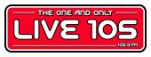 Live 105 Logo (2009)