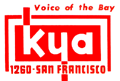 1260 KYA - Golden Gate Great Radio!